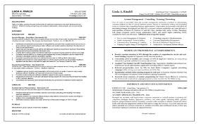 Core Competencies Resume Examples Ex04 Snapshot Endearing Management