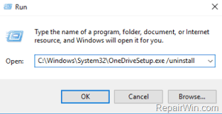 How To Delete Onedrive From Windows 10 How To Uninstall Onedrive And Reinstall It On Windows 10 8 1
