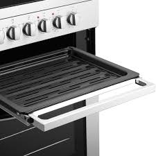 gas cooktop with grill. Westinghouse WFE647WA 60cm Freestanding Electric Oven/Stove Gas Cooktop With Grill