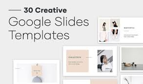Google Slides Book Template 30 Creative Google Slides Templates For Your Next
