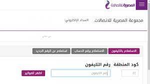 """فوري فاتورة التليفون الارضي te.eg 2020 Billing """"إستهلاك أبريل"""" المصرية  للإتصالات والأنباء - إقرأ نيوز"""