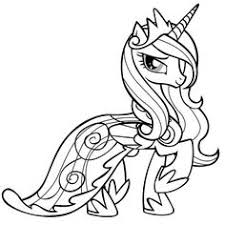 Small Picture My little pony coloring page coloring pages Pinterest Pony