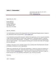 Cover Letter Doc