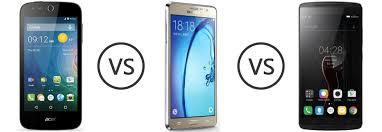 Acer Liquid Z330 vs Samsung Galaxy On7 ...