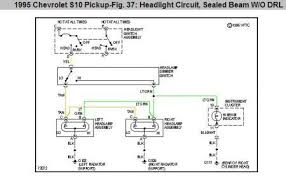 1995 chevy s10 ignition wiring diagram wiring diagrams headlight and tail light wiring schematic diagram typical 1973