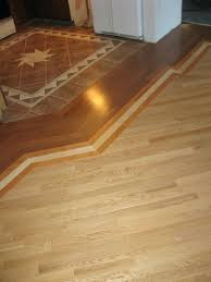 P Laminate Floor Transition Strip Installing Of Flooring