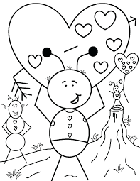 Coloring Pages: valentine coloring cards printable. Disney ...