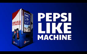 How To Get Free Money From A Vending Machine Unique Liam Thinks Pepsi's New Vending Machine Accepts 'Likes' Instead Of