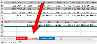 how to make a sheet in excel how to change the color of the worksheet tabs in excel