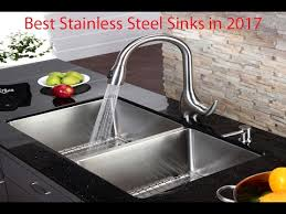 Stainless Steel Farmhouse Sink For Kitchen U2014 Farmhouse Design And Best Stainless Kitchen Sinks