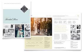 Wedding Event Marketing Brochures Flyers Postcards