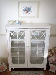 glass door furniture. beautiful white antique bookcase with glass doors and fretwork door furniture n