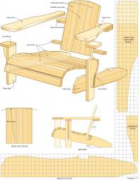Free Woodworking Furniture Plans Free Woodworking Plans Adirondack Chair Http Wwwwoodesignernet
