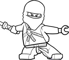 Lego Ninjago Coloring Pages Best For Kids Weareeachother Coloring