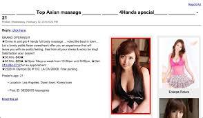 Massage asian los angeles