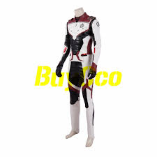 The Realm Wetsuit Size Chart Avengers Quantum Realm Suits Endgame Cosplay Costume Xzw190264q
