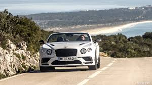 2018 bentley supersports convertible. beautiful convertible 2018 bentley continental gt supersports convertible color ice white   front wallpaper in bentley supersports convertible