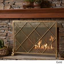 full size of shelves extraordinary metal fireplace screen 12 howell single panel iron by christopher knight