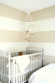 dallas dwell crib bedding nursery traditional with horizontal stripes reversible sets neutral colors