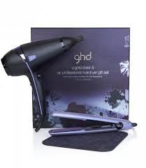 ghd nocturne v styler air gift set purple straightener and dryer pack sydney salon supplies