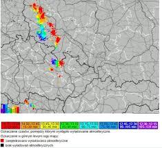 Na mapie zaznaczono miejsca zarejestrowanych wyładowań atmosferycznych z ostatnich dwóch godzin. Burza We Wroclawiu Juz Leje I Strzelaja Pioruny Uwazajcie Gdzie Jest Burza 21 06 2021 Wroclaw Nasze Miasto