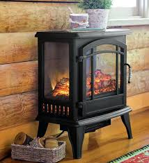electric fireplace space heater panoramic quartz infrared stove heater all the heat and ambiance without the