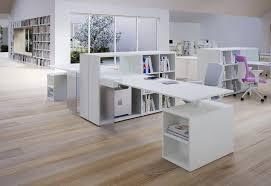 contemporary desks for office. Decoration Impressive White Wood Office Desk 14 2 Contemporary Desks For
