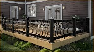 patio railing ideas fresh designs decks