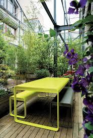 Image Colorful Beach terrasse Avec Ensemble design fermob bellevie table Et bancs couleur verveine Et Savane Ikea Terrasse Avec Ensemble design fermob bellevie table Et bancs