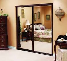 but what is the feng shui impact when your bedroom closets have mirrored sliding doors