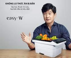 Máy tiệt trùng thực phẩm bằng sóng âm Easy.W - Thế giới hàng Hàn Quốc