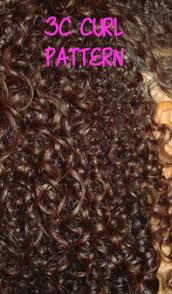 Curl Patterns New What's Your Hair TypeCurl Pattern Talking Beauty WLaRonya B
