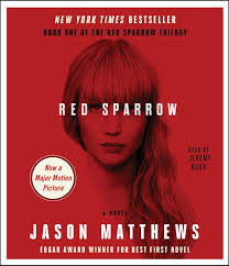 Red Sparrow: A Novel: Matthews, Jason, Bobb, Jeremy: 9781508243861:  Amazon.com: Books