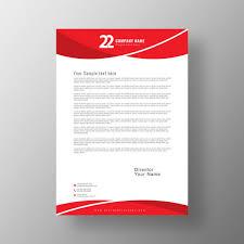Professional Company Letterhead Professional Company Letterhead Free Download Wisxi Com