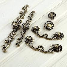 rustic cabinet handles. Rustic Cabinet Knobs Drawer Pulls Antique Brass Small Dresser Handles Metal Flower Pull Bronze Hardware