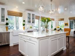 Garden Kitchen Windows Kitchen Window Treatments Ideas Hgtv Pictures Tips Hgtv