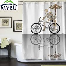 cool shower curtain promotionshop for promotional cool shower