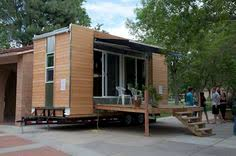 tiny house trailer google search boulder tiny house front