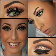 diy green eyes makeup tips and ideas latest women fashion