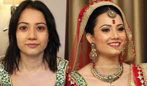 indian bridal makeup amakeupdiary