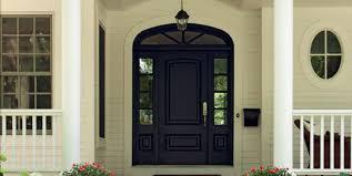 black doors benjamin moore