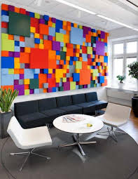 designs ideas wall design office. wonderful design interior design cheerful office desain in sweden with colorful wall  decoration 24 cool modern and spacious office interior design for designs ideas design r