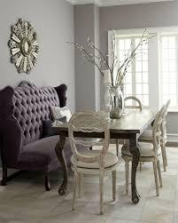 upholstered dining bench with back inside treenovation room design 8