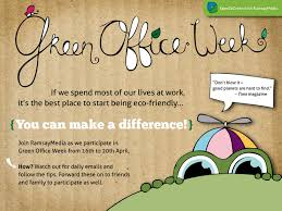 green ideas for the office. Http://www.wecanchange.co.za/Portals/0/Articles/APRIL%202012/RM-GREEN -WEEK-TEASER-DAY-75.jpg Green Ideas For The Office O