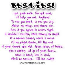 9249b7042e267dd0cc32ea b924 best friend poems poems for friends