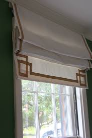 westhampton diy how to make a roman shade from a curtain with or without a sewing machine