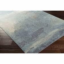5 gallery blue brown area rugs