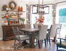 image breakfast nook september decorating. Breakfast Room Decorated For Fall || Worthing Court #falldecor # Breakfastnook #farmhouse Image Nook September Decorating