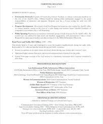 Public Relations Resume Sample Pr Resume Relations Marketing Resume