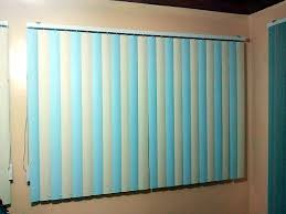 pvc vertical blinds as simple yet unique accent for windows las piñas city